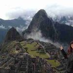 Casey Powers at Machu Picchu
